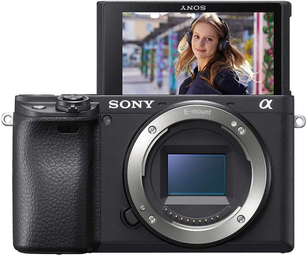 Sony α6400 - Cuerpo de cámara sin espejo compacto